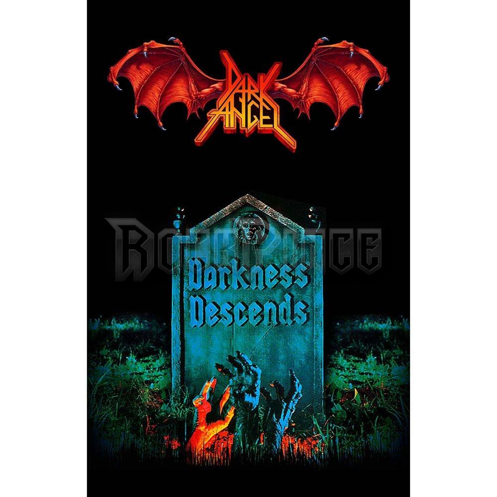 Dark Angel Textile Poster: Darkness Descends - TP177