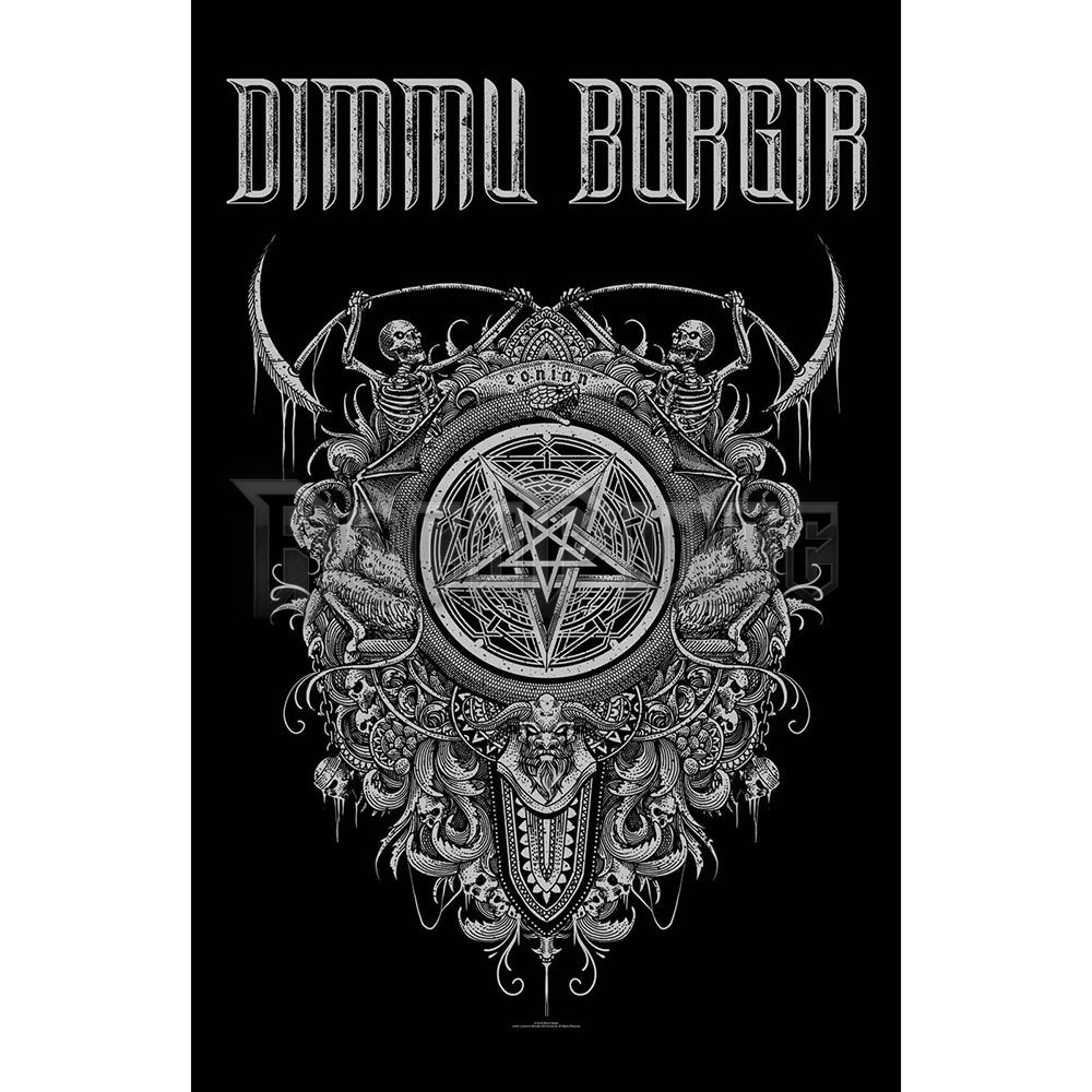 Dimmu Borgir Textile Poster: Eonian - TP197