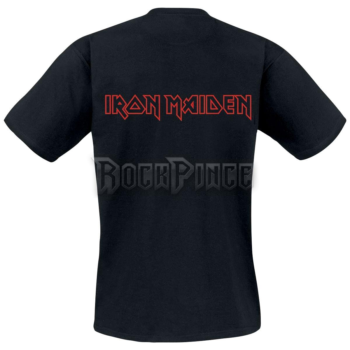 Iron Maiden - Piece of Mind Circle