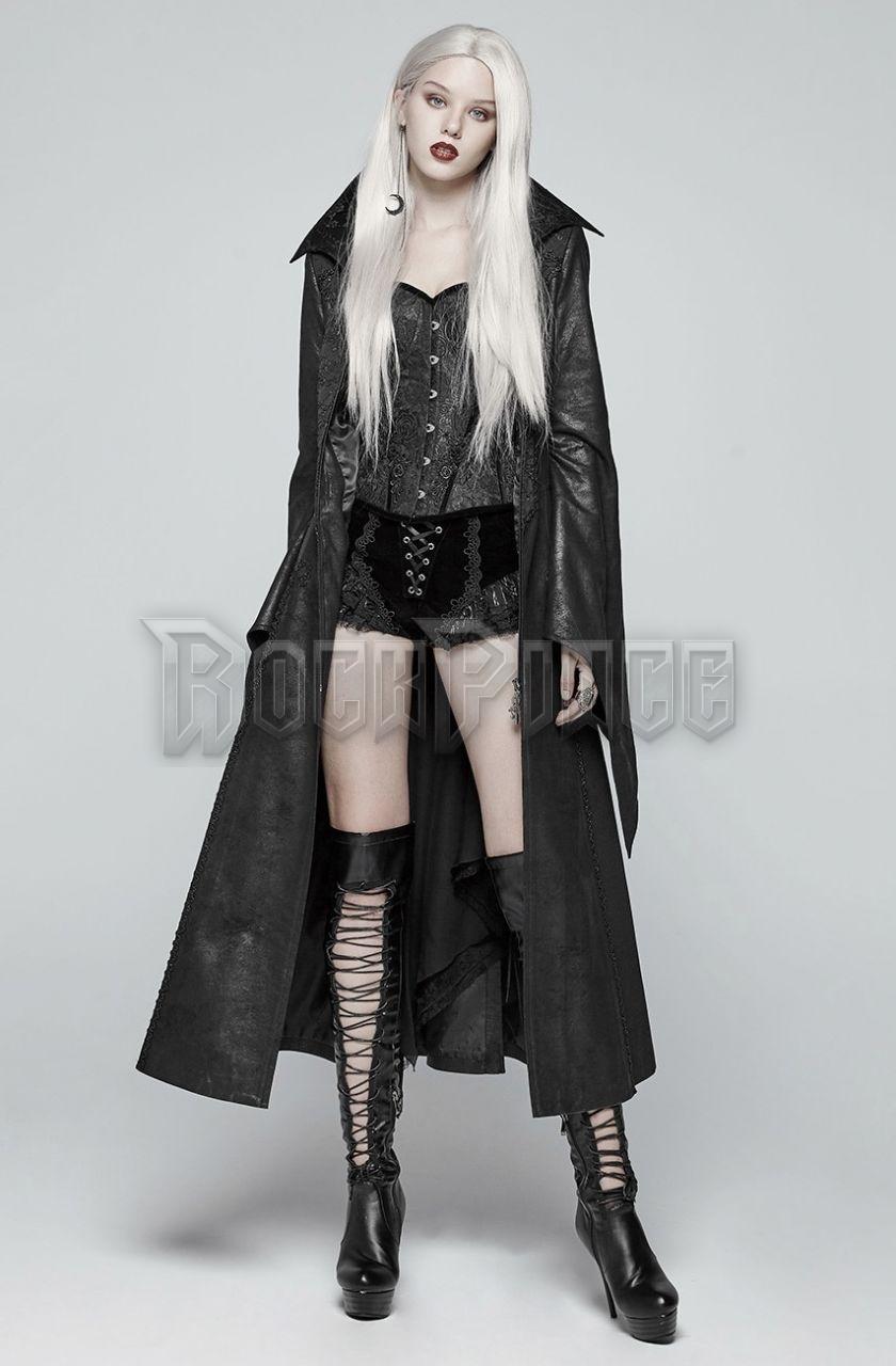 BLACK DRAGONFLY - női kabát WY-984/BK