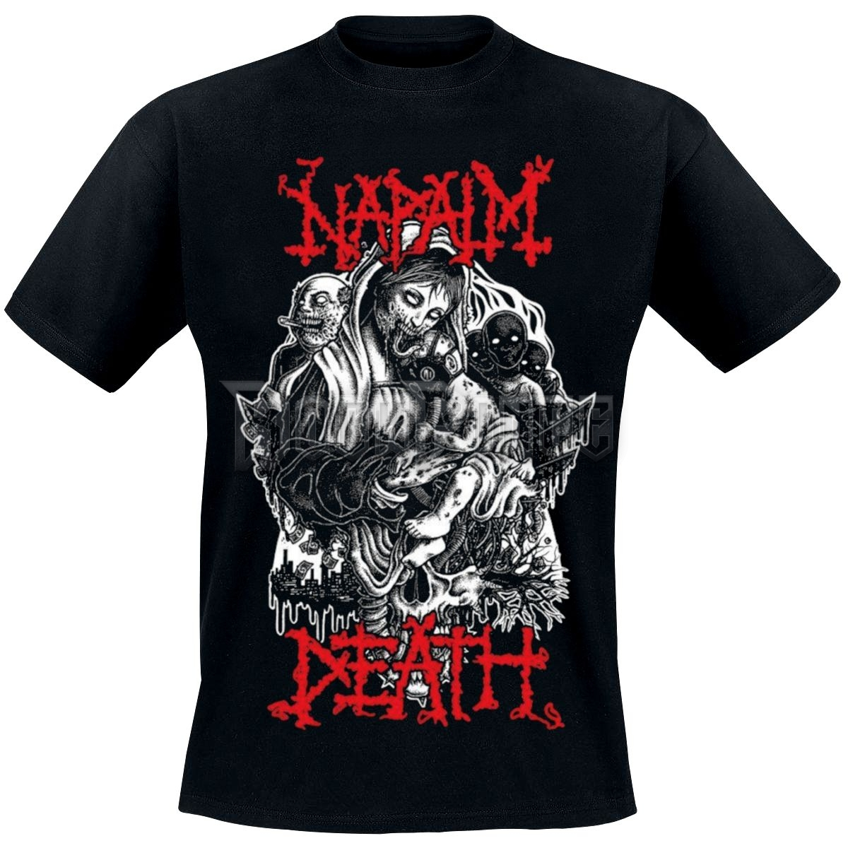 NAPALM DEATH - Madonna And Child