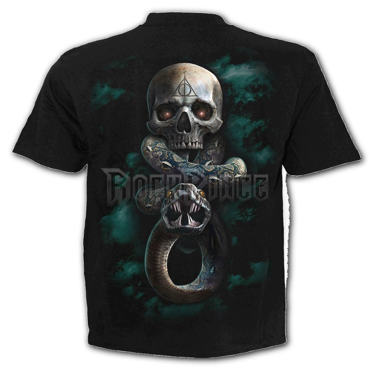 DARK MARK - T-Shirt Black - G244M101
