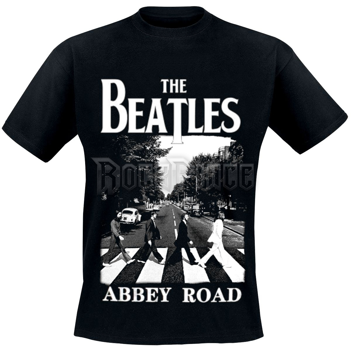 THE BEATLES - ABBEY ROAD - BLACK & WHITE- BEATTEEBLWH