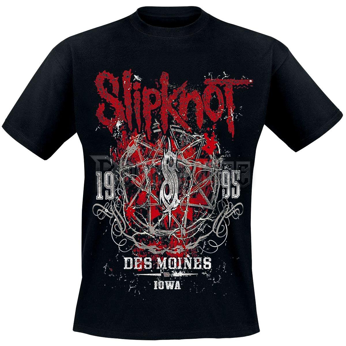 SLIPKNOT - DES MOINES IOWA