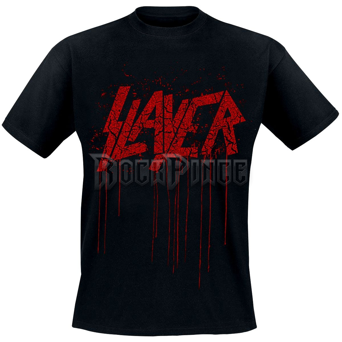 SLAYER - BLOOD LOGO