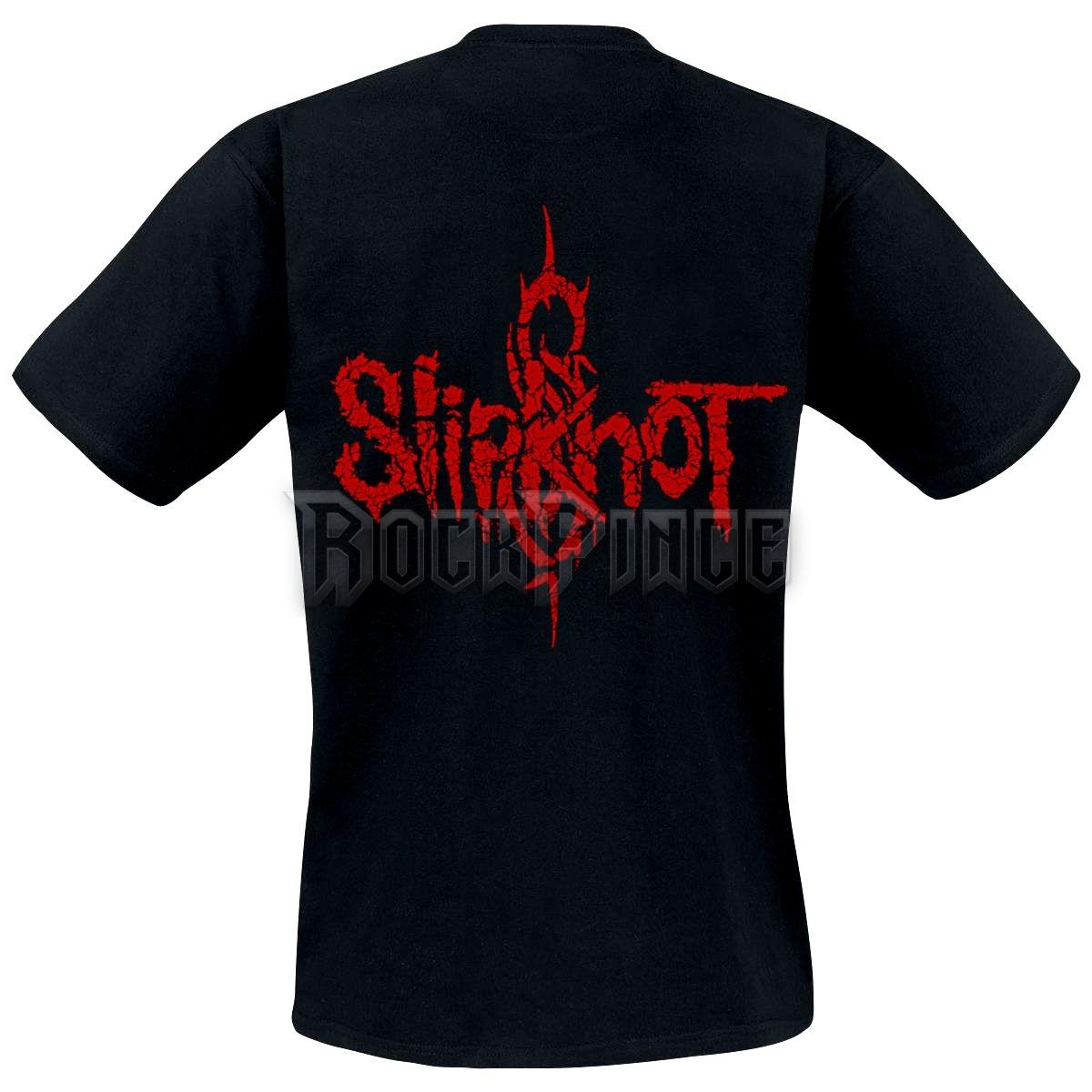 SLIPKNOT - VINTAGE LOGO