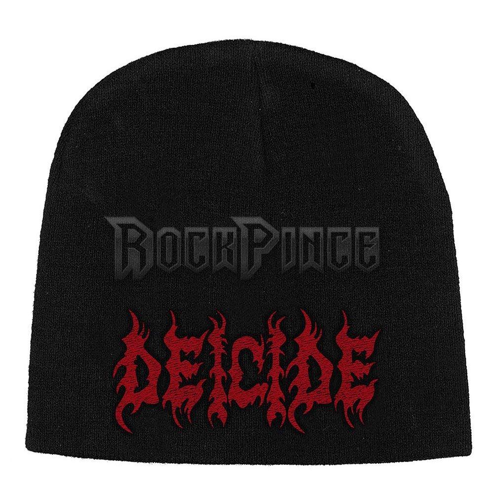 Deicide Beanie Sapka: Logo - BH102