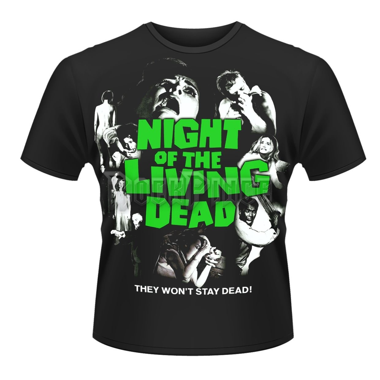 PLAN 9 - NIGHT OF THE LIVING DEAD - NIGHT OF THE LIVING DEAD - PH7282
