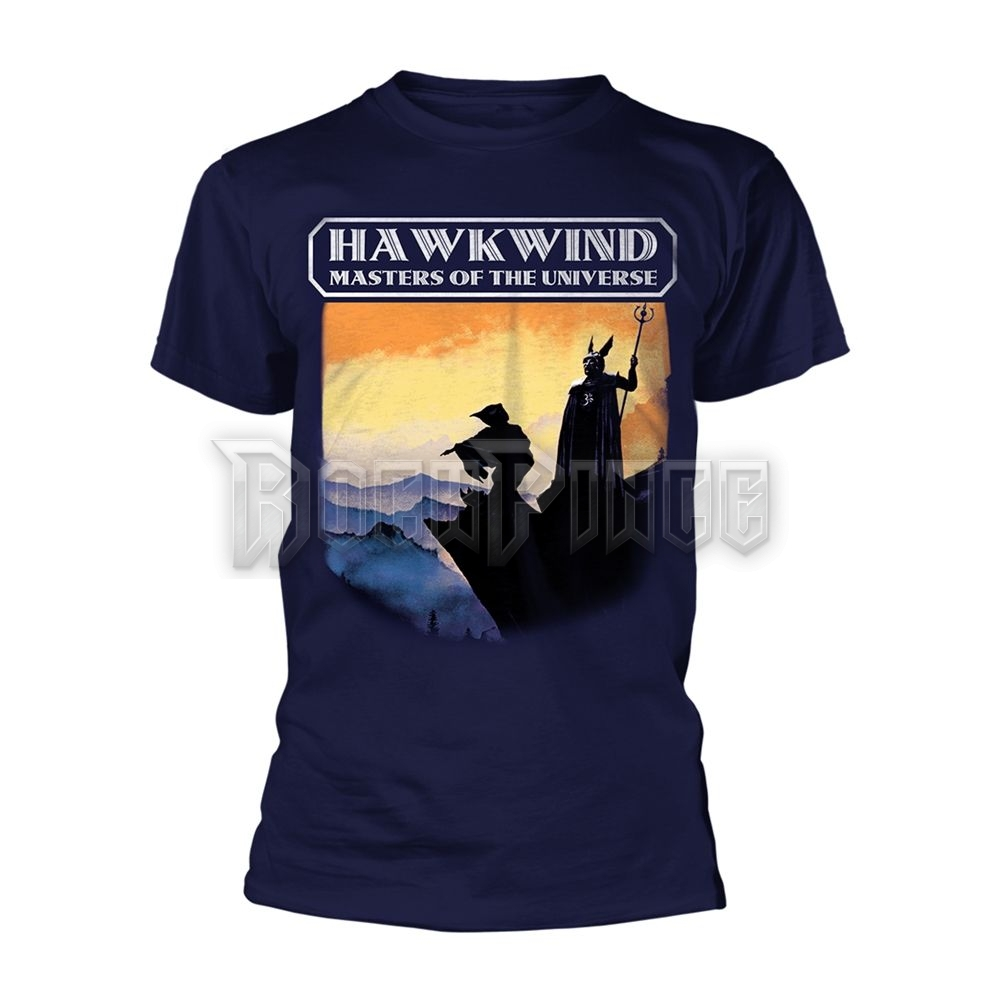 HAWKWIND - MASTERS OF THE UNIVERSE (NAVY) - PH11232