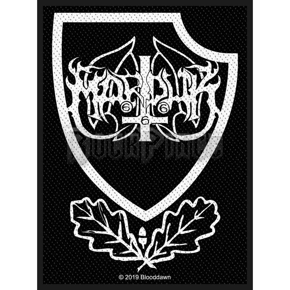 Marduk - Panzer Crest Kisfelvarró / Folt - SP3092