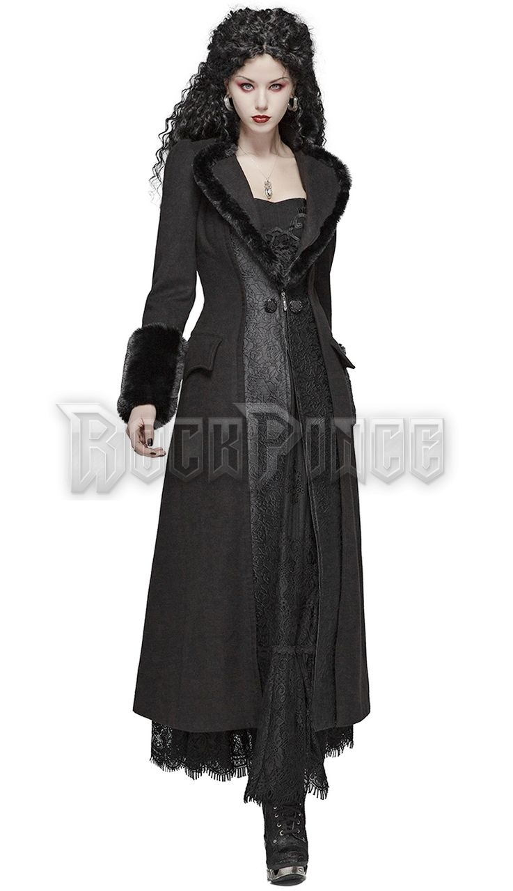 ELUVEITIE - női kabát WY-1040-BK