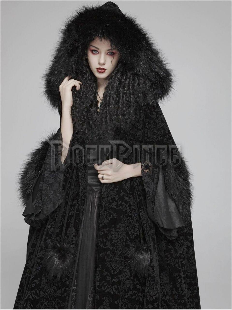 AMURIA - női köpeny/kabát WY-1038-BK