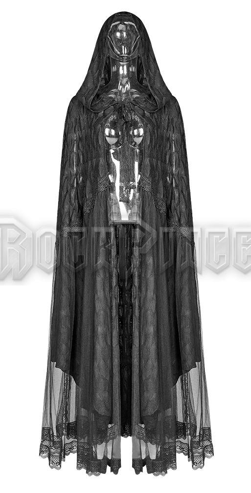 BLACK SWAN - női köpeny WY-1121/BK