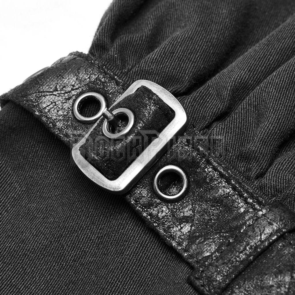 GOTHIC DOLL - női kabát WY-1148/BK