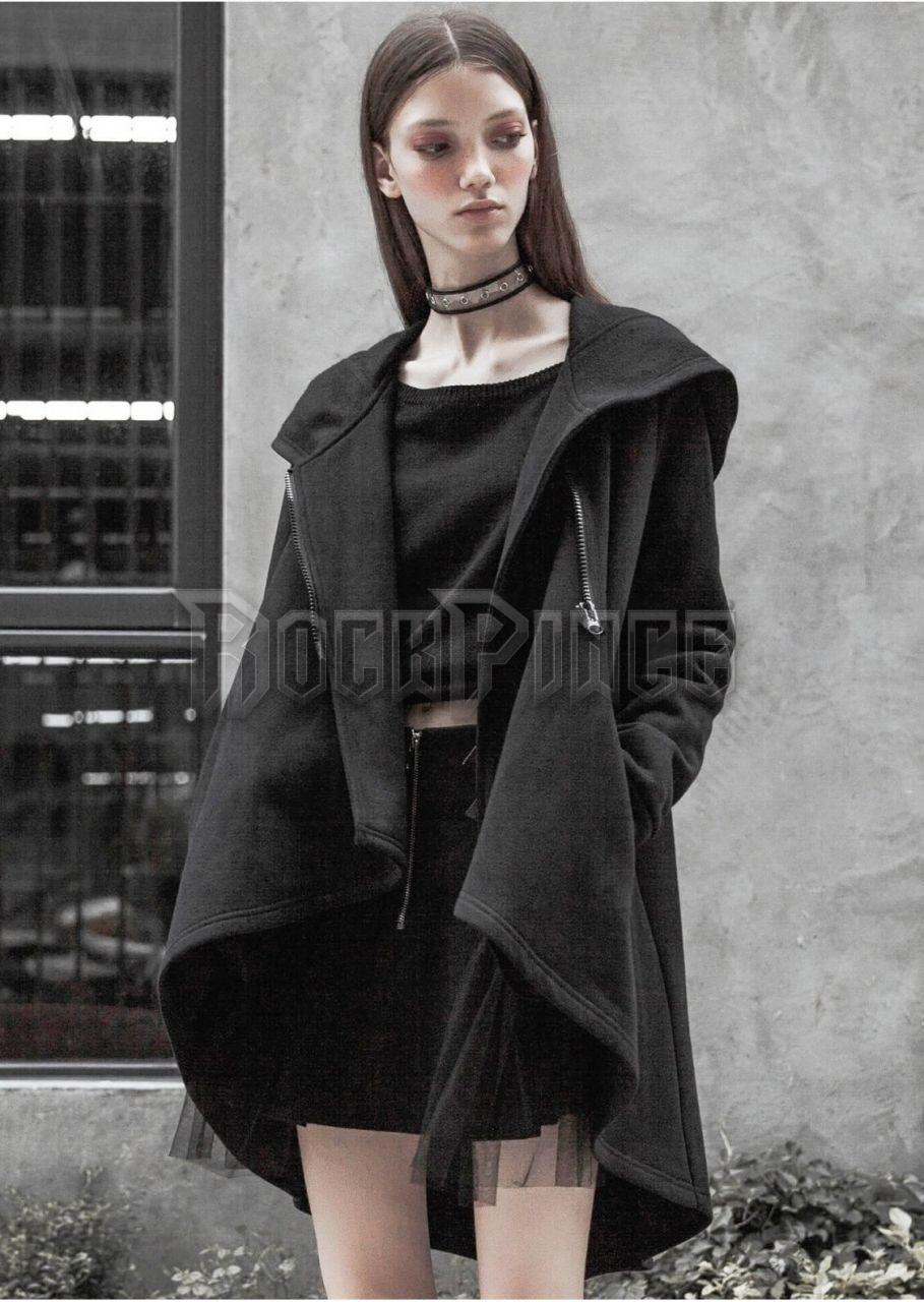 LUNATICA - női köpeny/pelerin OPY-343/BK