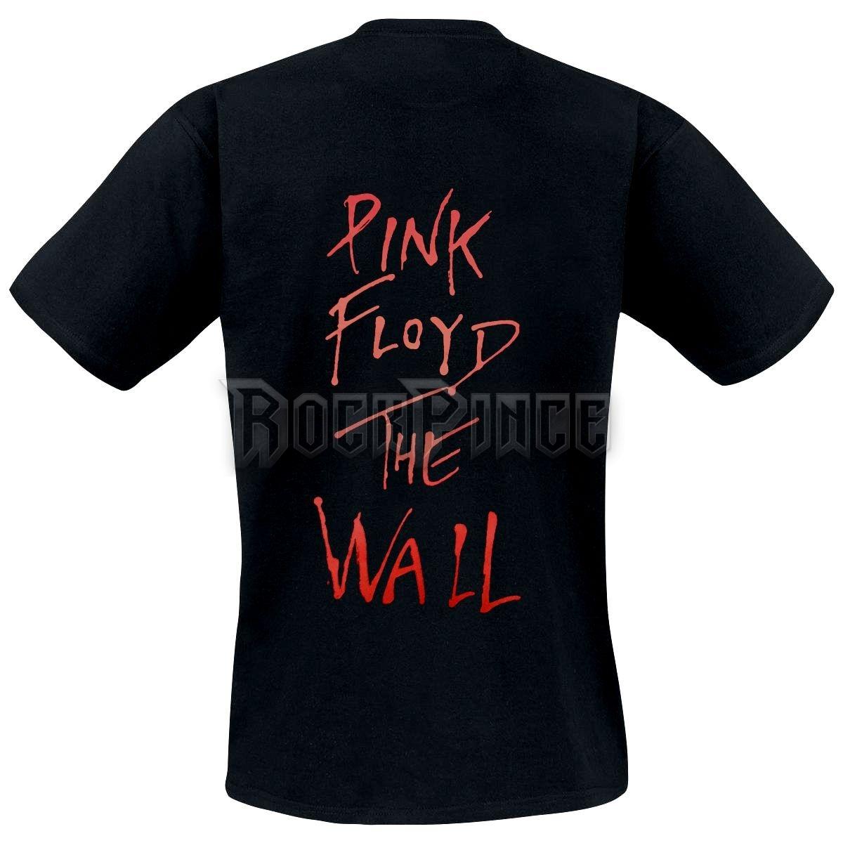 Pink Floyd - The Wall - UNISEX PÓLÓ