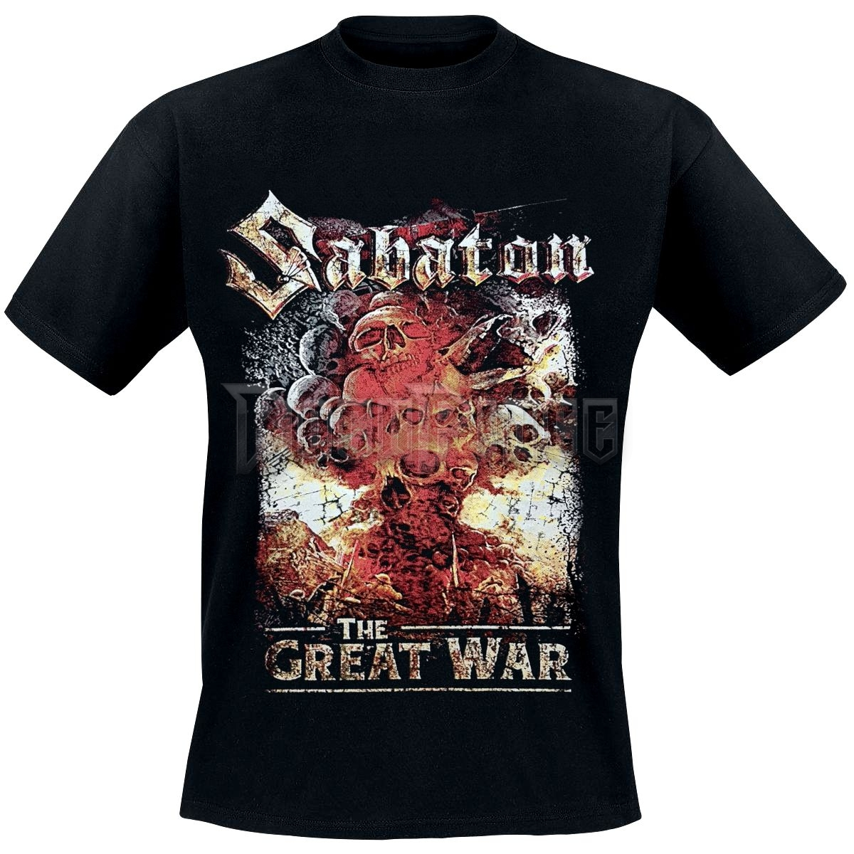 Sabaton - The Great War II.