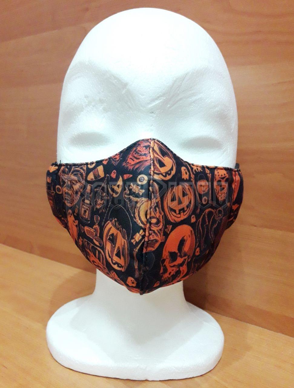 Halloween Face Mask - Szájmaszk - Scary Creatures